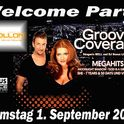 Welcome Party  am Samstag, 01.09.2018
